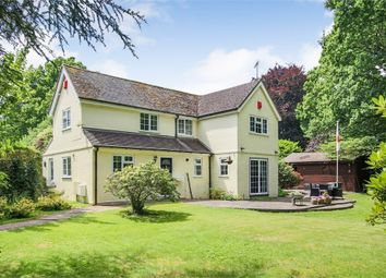 Thumbnail 3 bed detached house for sale in Oak Apples, West Park Road, Copthorne, Surrey