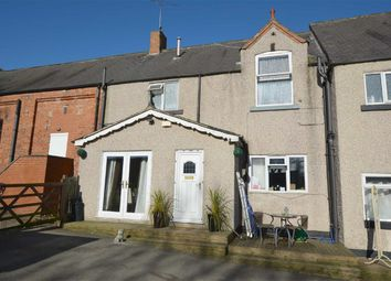Thumbnail 3 bed terraced house for sale in Queen Victoria Road, New Tupton, Chesterfield, Derbyshire