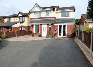 Thumbnail 4 bed detached house for sale in Heys Lane, Blackburn, Lancashire