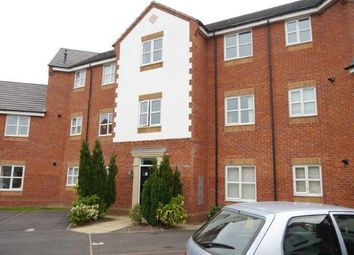 Thumbnail 2 bed flat to rent in Heathlands House, Merlin Court, Bradfield Road, Crewe