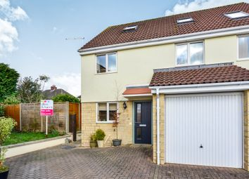 Thumbnail 3 bed semi-detached house for sale in Orchard Close, Frome
