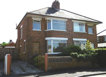 Thumbnail 3 bed semi-detached house to rent in Knockbreda Park, Belfast