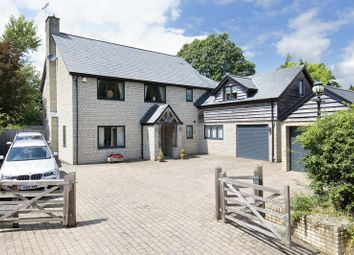 Thumbnail 5 bed detached house for sale in Bests Lane, Sutton Veny, Warminster