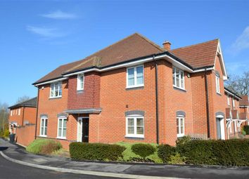 Thumbnail 4 bed end terrace house for sale in Hermitage Green, Hermitage, Berkshire