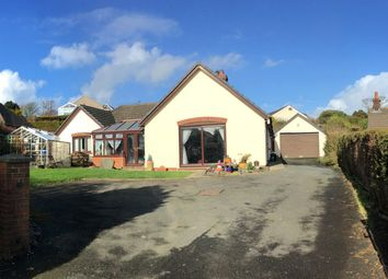 Thumbnail 3 bed detached bungalow for sale in West Lane Close, Keeston, Haverfordwest
