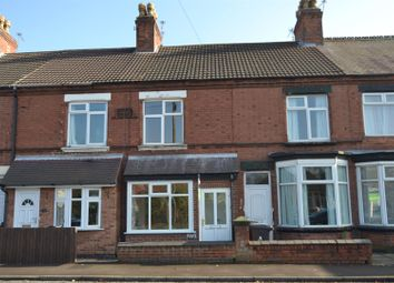 Thumbnail 2 bed terraced house for sale in Charnwood Road, Shepshed, Loughborough