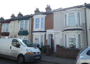 Thumbnail 4 bedroom property to rent in Manor Road, Portsmouth