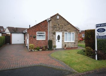 Thumbnail 3 bed detached bungalow for sale in Heather Place, Ryton