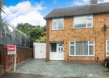 Thumbnail 3 bed semi-detached house for sale in Kemp Close, Warwick
