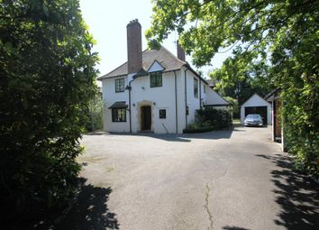 Thumbnail 4 bed detached house to rent in Blackwood Close, West Byfleet