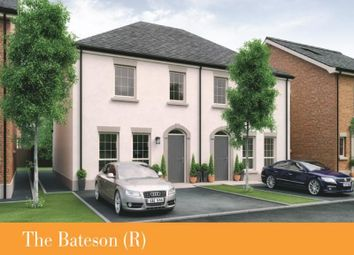 Thumbnail 3 bedroom semi-detached house for sale in Dillon Green, Meeting Street, Moira