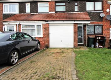 Thumbnail 3 bed terraced house to rent in Wimborne Drive, Coventry, West Midlands