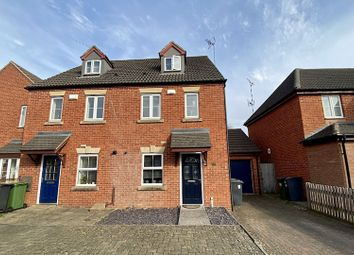 3 bed town house for sale in Coriolanus Square, Warwick CV34