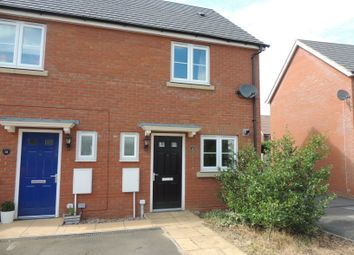 Thumbnail 2 bedroom semi-detached house to rent in Tiree Court, Newton Leys, Bletchley, Milton Keynes