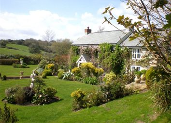 Thumbnail 4 bed detached house for sale in Relubbus, Penzance, Cornwall