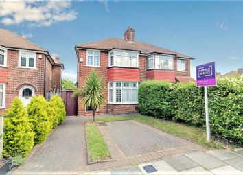 3 bed semi-detached house for sale in Bushmoor Crescent, Shooters Hill SE18