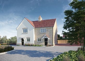 Thumbnail 3 bed semi-detached house for sale in Dandelion, Plot 9, Latchingdon Park, Latchingdon, Essex