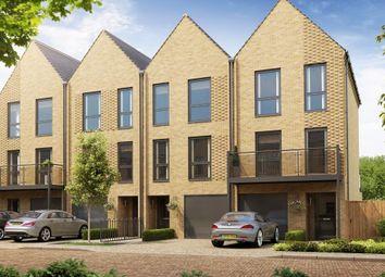 "Thumbnail 3 bedroom terraced house for sale in ""Merino"" at Hackbridge Road, Wallington"