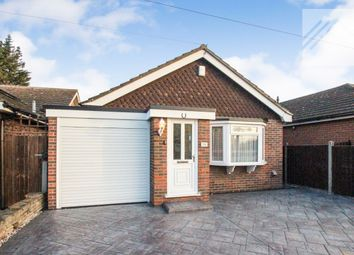 Thumbnail 2 bed bungalow for sale in Steli Avenue, Canvey Island