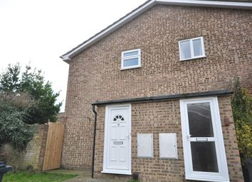 Thumbnail 1 bed terraced house to rent in Dogwood Close, Chatham