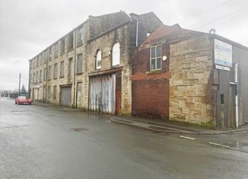Thumbnail Warehouse for sale in Wyre Street, Padiham