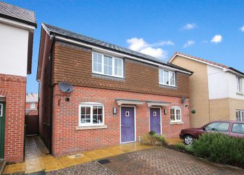 Thumbnail 2 bed semi-detached house for sale in Fustian Avenue, Heywood