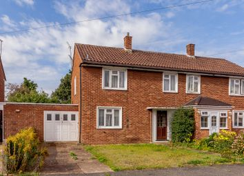 Thumbnail 3 bed semi-detached house for sale in Ross Road, Cobham