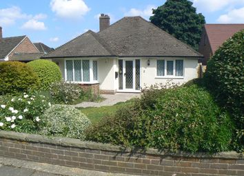 Thumbnail 2 bed detached bungalow for sale in Cedar Crescent, Bromley