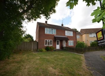 Thumbnail 2 bed semi-detached house for sale in Malcolm Court, Corby
