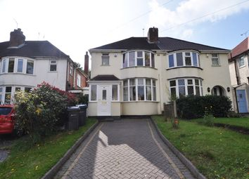 Thumbnail 3 bed semi-detached house to rent in Higgins Lane, Quinton, Birmingham