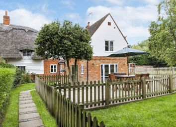Thumbnail 3 bed country house for sale in Bury End, Nuthampstead, Royston