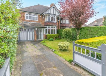 Thumbnail 4 bed semi-detached house for sale in Flint Green Road, Acocks Green, Birmingham
