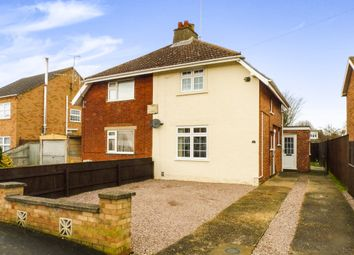 Thumbnail 3 bedroom semi-detached house for sale in Money Bank, Wisbech