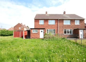 Thumbnail 3 bedroom semi-detached house for sale in Chelmsford Drive, Wheatley, Doncaster