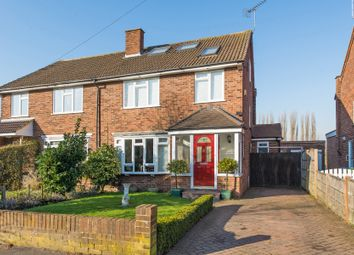 Thumbnail 5 bed property for sale in Aragon Avenue, Thames Ditton