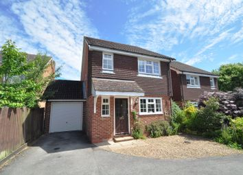 Thumbnail 3 bed detached house to rent in Cranesfield, Sherborne St. John, Basingstoke