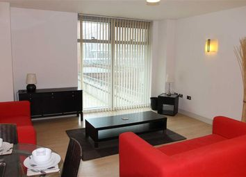 Thumbnail 2 bed flat for sale in Ralli Courts, New Bailey Street, Salford