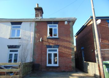 Thumbnail 2 bed semi-detached house to rent in Bourne Road, Shirley, Southampton