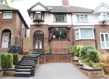 Thumbnail 4 bed semi-detached house for sale in Fowlmere Road, Great Barr, Birmingham