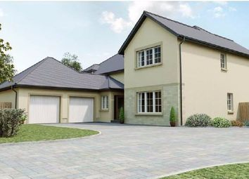 Thumbnail 5 bed detached house for sale in East Calder, Livingston