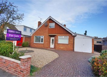 Thumbnail 2 bed detached bungalow for sale in Astwick Road, Lincoln
