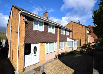 Thumbnail 3 bed semi-detached house for sale in Earls Mill Road, Plymouth, Devon