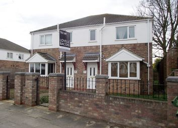 Thumbnail 3 bedroom semi-detached house to rent in Wendover Rise, Cleethorpes