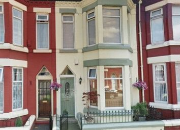 Thumbnail 3 bed terraced house for sale in Cowper Road, Old Swan, Liverpool