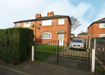 Thumbnail 3 bed semi-detached house for sale in Chidlow Avenue, Manchester