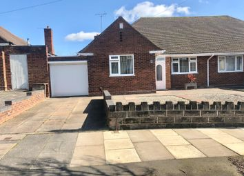 Thumbnail 3 bed bungalow to rent in Bellevue Road, Birmingham