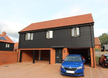 Thumbnail 2 bed detached house to rent in Millner Drive, Leybourne, West Malling