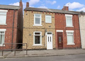 Thumbnail 3 bed terraced house for sale in Ivy Street, Featherstone, Pontefract