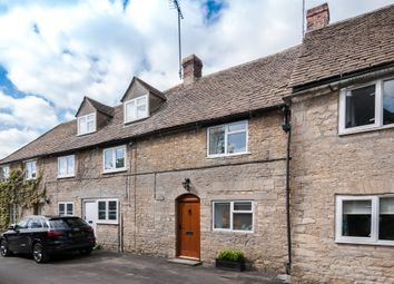 Thumbnail 3 bedroom terraced house to rent in Wheatsheaf Lane, Oaksey, Malmesbury