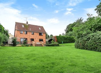Thumbnail 6 bed detached house for sale in Hunts Hill, Blunsdon